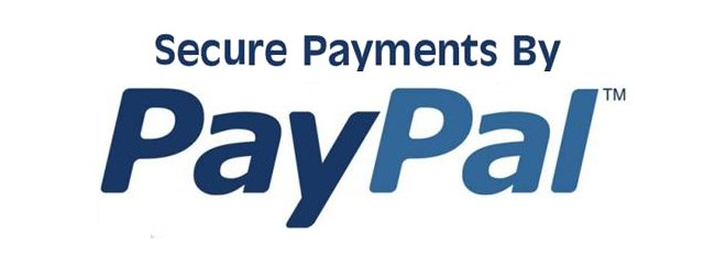secure paypal logo